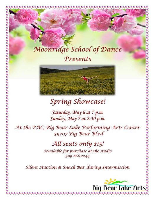 Spring Showcase 1 600 w